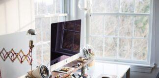 jak zorganizować home office
