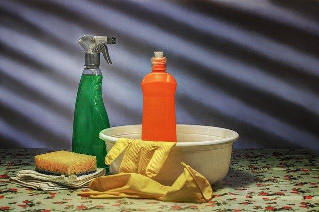 domowe środki czystości